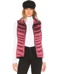 The North Face - Aconcagua Vest In Red - Lyst