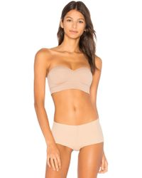 Yummie By Heather Thomson - Peyton Strapless Convertible Bra In Tan - Lyst