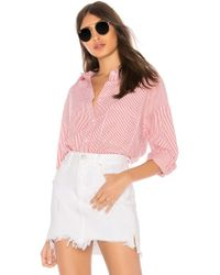 Stateside | Oxford Striped Shirt | Lyst