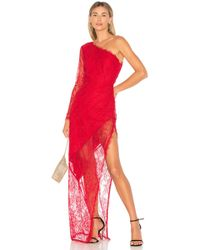 Lovers + Friends - X Revolve Yara Gown In Red - Lyst