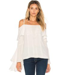 C/meo Collective - Compose Top - Lyst