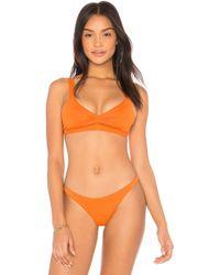 Vitamin A - Mia Bralette Bikini Top - Lyst