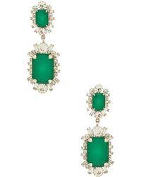 Elizabeth Cole - X Revolve Piper Earrings - Lyst