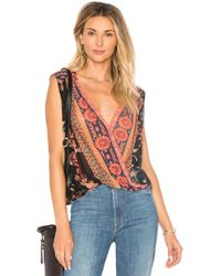 Free People - Havana Muscle Tank - Lyst