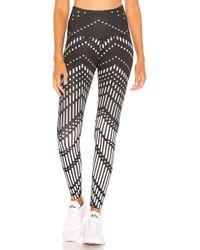 Beyond Yoga - Lux High Waisted Midi Legging In Black - Lyst