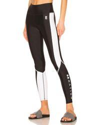 cf42c55e59 Alo Yoga Half-time Leggings in Black - Lyst