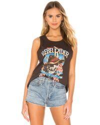 Spell & The Gypsy Collective - Rebel Rider Organic Tank - Lyst