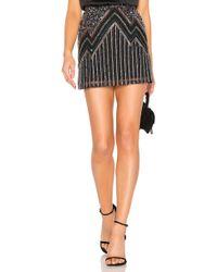 Parker - Corsica Skirt In Black - Lyst