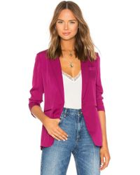 Theory - Single-breasted Blazer - Lyst