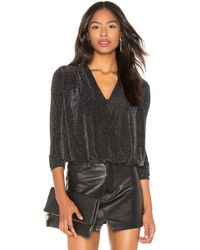 Bailey 44 - Stealing Sparkle Top In Black - Lyst