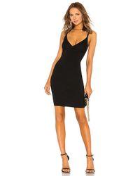 Ronny Kobo - Khava Dress In Black - Lyst
