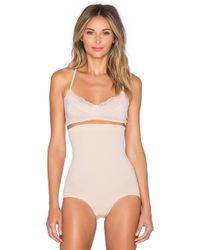 Spanx - Higher Power Panties In Nude - Lyst
