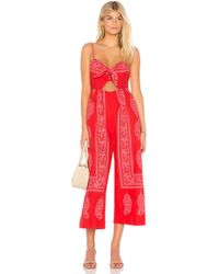Free People - Feel The Sun Jumpsuit - Lyst