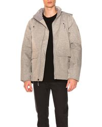 The North Face - Cryos Gtx Jacket In Gray - Lyst