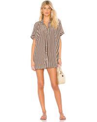 Acacia Swimwear - Mombasa Shirt Dress - Lyst