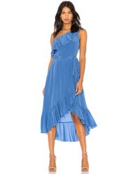 Joie - Damica Dress In Royal - Lyst