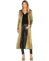 House of Harlow 1960 - X Revolve Jodie Crepe Jacket - Lyst