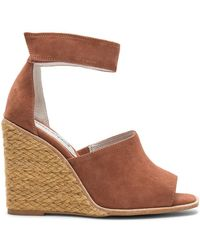 Jeffrey Campbell - Sencillo Sandal In Blush - Lyst