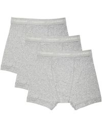Calvin Klein - Cotton Classics 3 Pack Boxer Briefs - Lyst