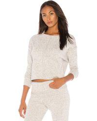 Onzie - Fleece Pullover - Lyst