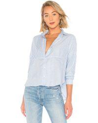 Levi's - Araya Shirt In Blue - Lyst