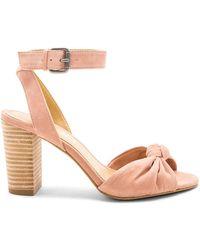 Splendid - Bea Heel In Blush - Lyst