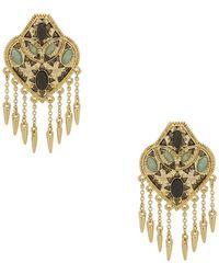 House of Harlow 1960 - Montezuma Statement Earrings - Lyst