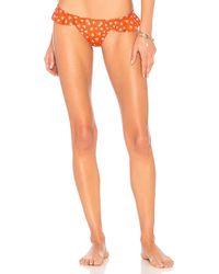 Beach Riot - Chloe Bikini Bottom In Red - Lyst