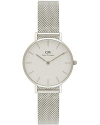 Daniel Wellington - Petite Sterling 32mm Watch - Lyst