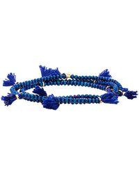 Shashi - Laila Stretch Bracelet - Lyst