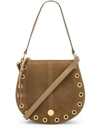 See By Chloé - Kriss Small Hobo Crossbody - Lyst