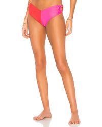 Paper London - Florentine Bikini Bottom - Lyst