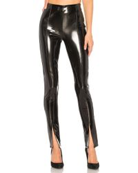 Blank NYC - Patent Legging In Black - Lyst