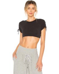 Free People - Movement Shake It Up Crop Top - Lyst