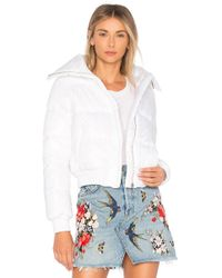 Lovers + Friends - X Revolve When The Sun Goes Down Puffer - Lyst