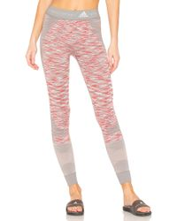 adidas By Stella McCartney - Yoga Space Dye Legging - Lyst