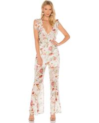 We Are Kindred - Field Bouquet Jumpsuit - Lyst