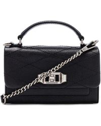 Rebecca Minkoff - Je Taime Phone Crossbody In Black. - Lyst