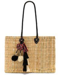 MISA - Jane Large Box Bag - Lyst