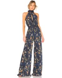 We Are Kindred - Adele Pleated Jumpsuit - Lyst