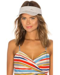 Don - Visor In Nude. - Lyst