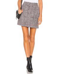 Line & Dot - Thalia Skirt - Lyst