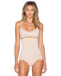 Spanx - Higher Power Panties In Beige - Lyst