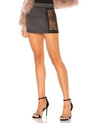 Maison Close - Jupe Skirt In Black - Lyst