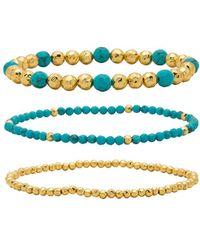Gorjana - Gypset Bracelet Set - Lyst