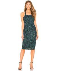 Parker Black - Sage Dress In Turquoise - Lyst