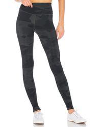 Alo Yoga High Waist Vapor Legging - Black