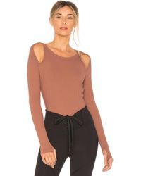 Year Of Ours - Michelle Bodysuit - Lyst