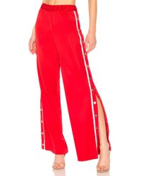 Lovers + Friends - Athletic Snap Track Pant - Lyst