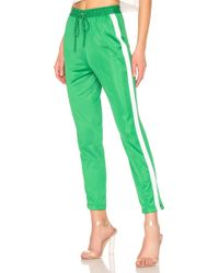 Lovers + Friends - Crop Track Pant - Lyst